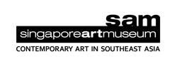 """Singapore Art Museum"" logo"